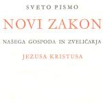 Popravljen in predelan Chráskov Novi zakon, 1946