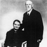 Anton Chráska s soprogo, 1943